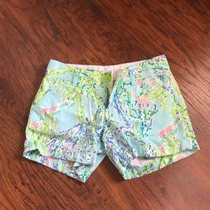 Lilly Pulitzer The Callahan Shorts!